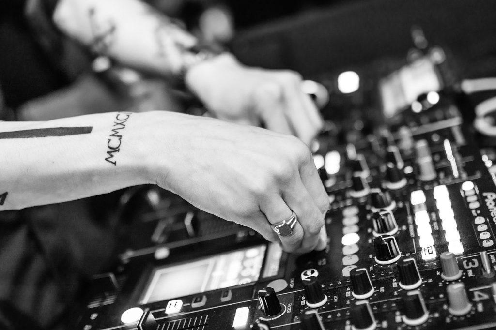 Bruiloft DJ