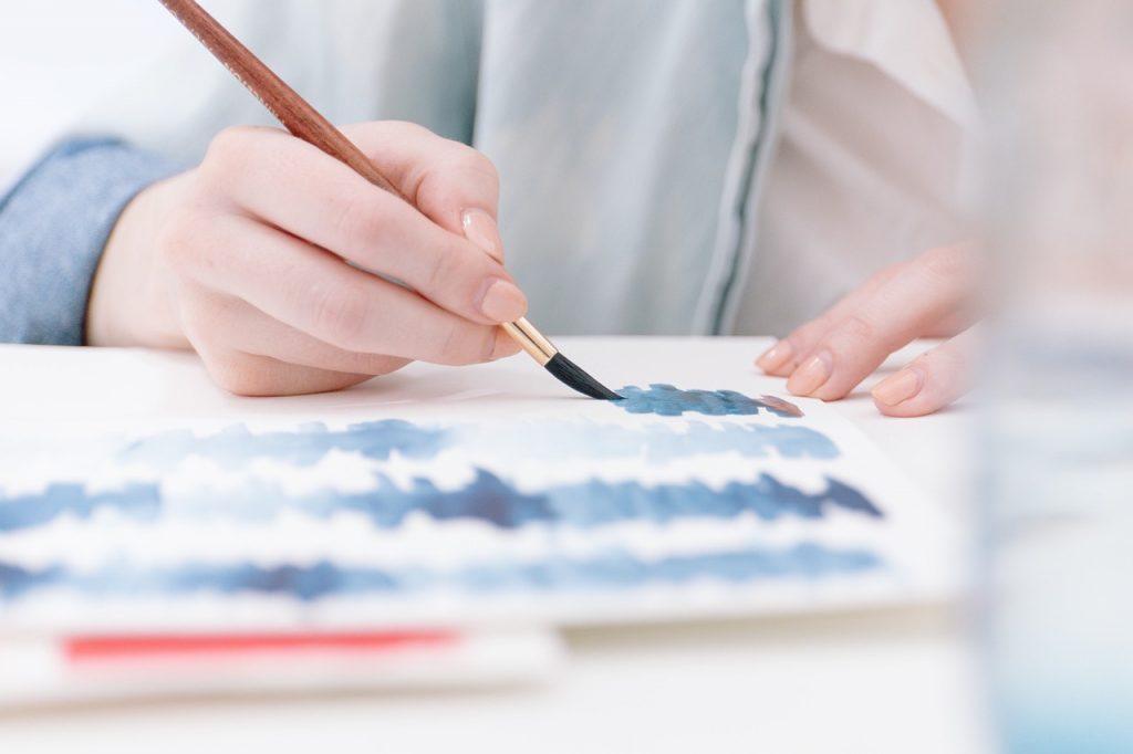 workshop schilderen amsterdam